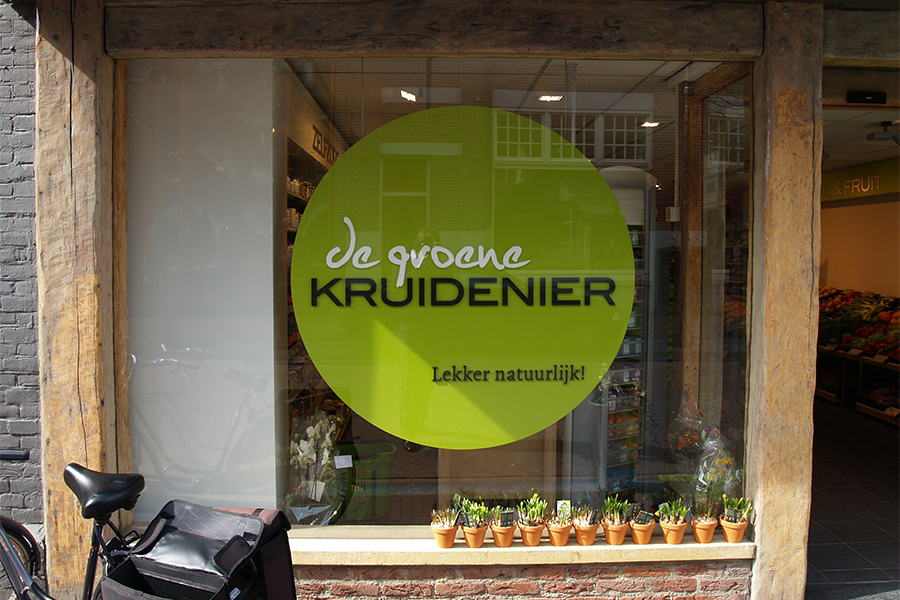 De Groene Kruidenier